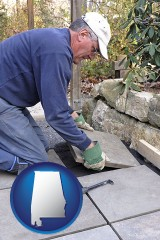 alabama a patio builder
