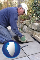 illinois a patio builder