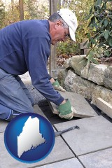 maine a patio builder