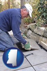 mississippi a patio builder