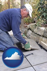 virginia a patio builder